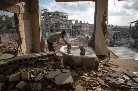 -Gaza: herida para la Humanidad