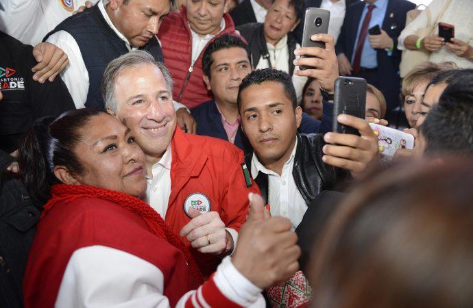 José Antonio Meade ofrece deducibilidad fiscal en colegiaturas de educación superior