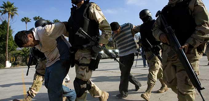¿Fuerzas Federales desaparecen gente?