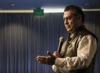 Jaime Rodríguez pide luchar por un país gobernado por ciudadanos