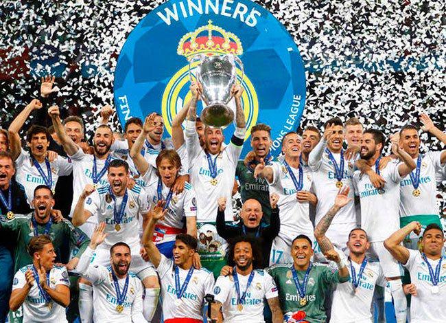 "Real Madrid consigue ""Orejona"" número 13"