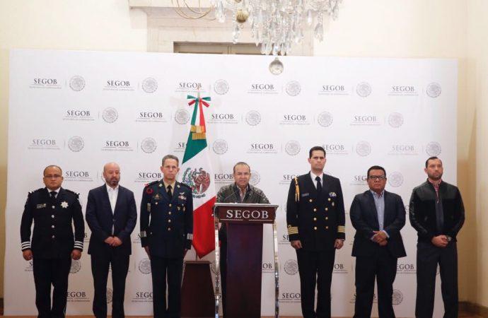 Navarrete Prida confirma detención de esposa de líder de cártel de Jalisco