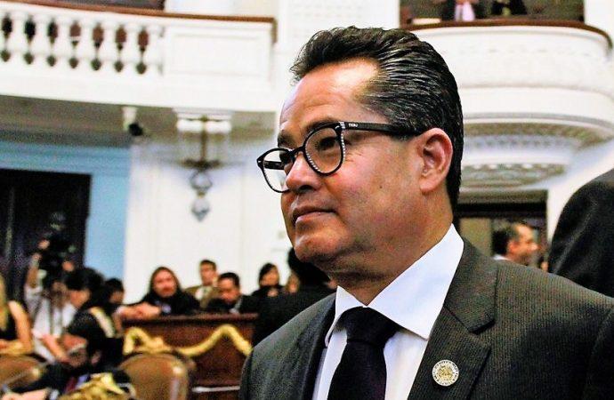 Presenta Leonel Luna iniciativa de ley para apoyar a los tianguis de la CDMX