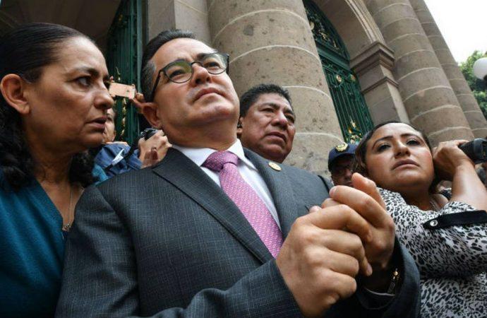 Solicitará Leonel Luna a los órganos de fiscalización que revisen los recursos de la reconstrucción aprobados por la ALDF