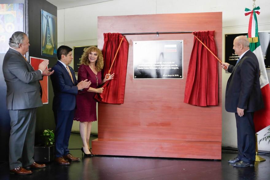 Bulgaria socio estratégico para comunicar a México con Europa del Este y Asia: senadora Luz María Beristain