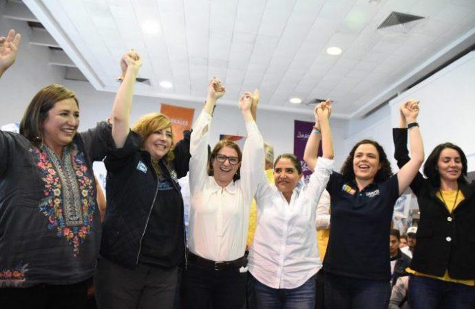 El primero de Julio Ricardo Anaya será el nuevo inquilino en Los Pinos: Magui Fisher