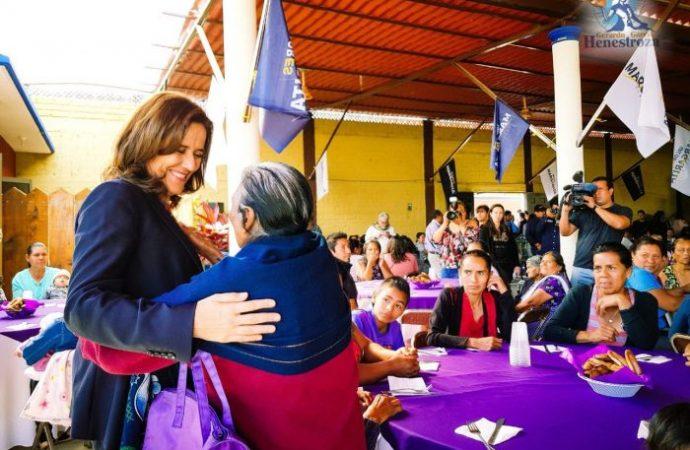 López Obrador promueve la beligerancia utilizando a la CNTE: Margarita Zavala