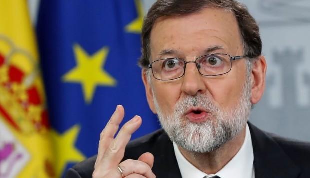 PSOE ofrece a Rajoy retiro de moción si dimite a la Presidencia