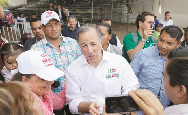 Consolidaré la frontera norte como zona de oportunidades y progreso: Meade