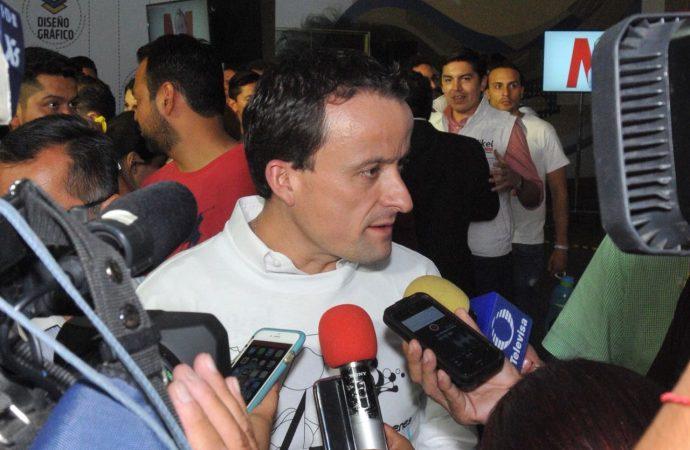 Donald Trump sigue con ofensas a México, la CDMX no realizará ni una sola compra pública estadounidense en su gobierno: Mikel Arriola