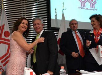 La fortaleza de México se debe a la solidaridad de su gente con instituciones como la Cruz Roja Mexicana: Penchyna Grub