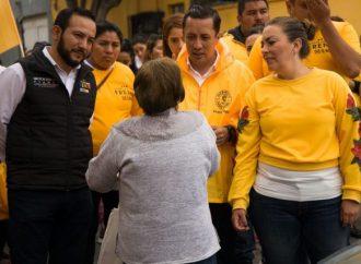 Polimnia Romana, Amílcar Ganado y Héctor Serrano Azamar, de por la CDMX Al Frente, impulsarán una Mayor Inversión en materia de Protección Civil