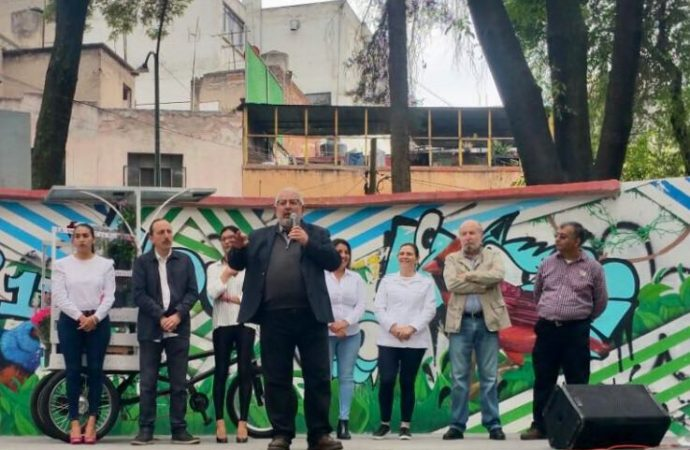 Sembrar un movimiento social para un cambio profundo en CDMX, propone Marco Rascón