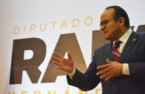 gobierno federal ha perdido el control financiero sobre la construcción del NAIM: Hernández Soriano