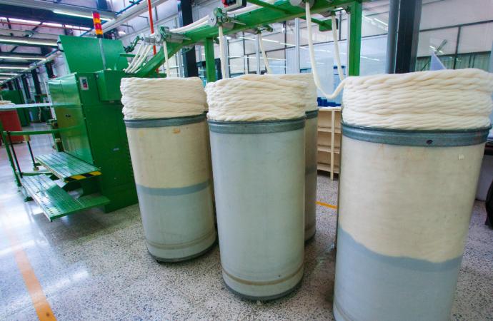 Fortalecen politécnicos la industria textil en México