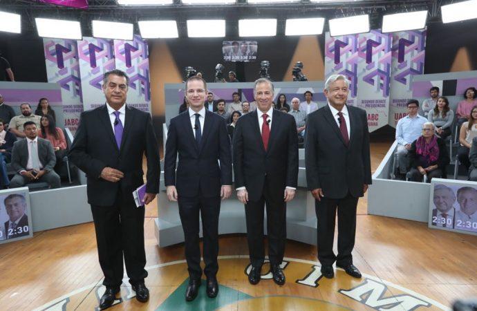 Cooperación y respeto, bases para atender migración candidatos