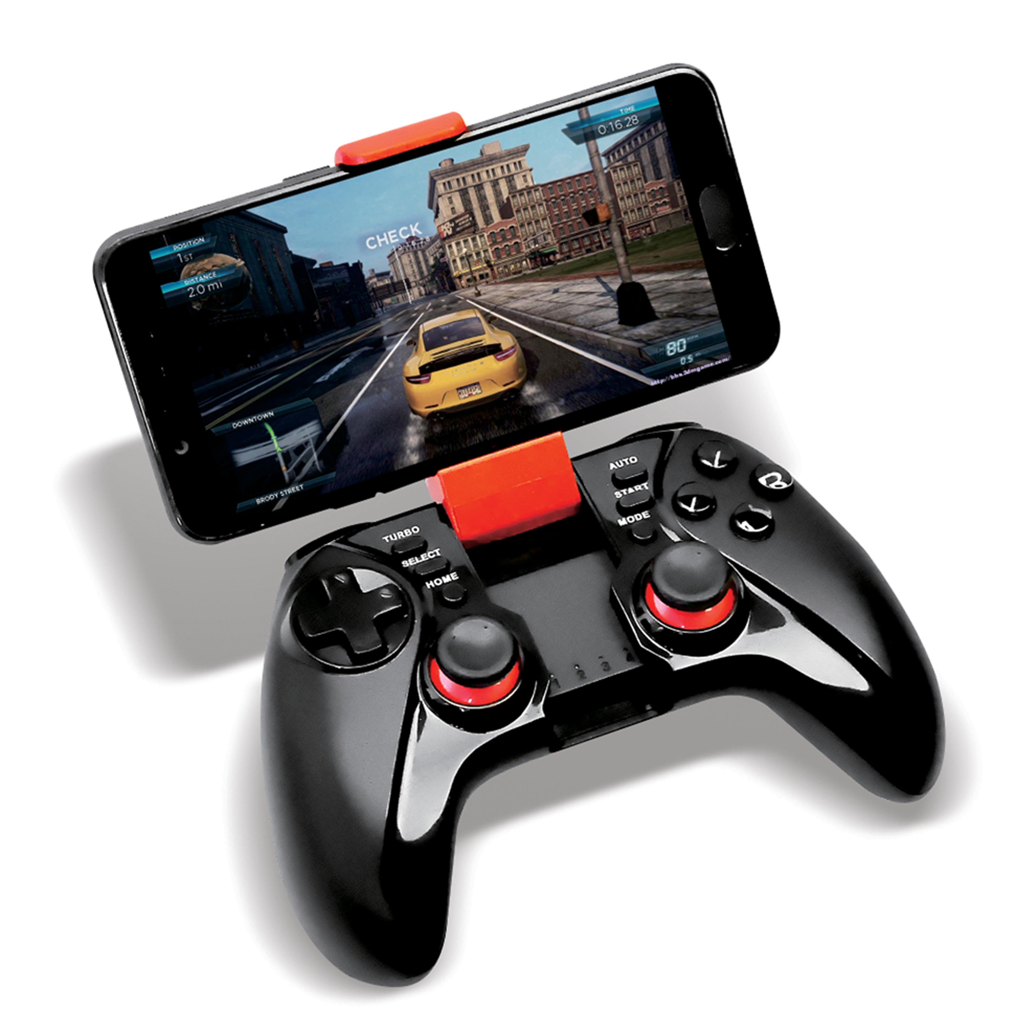 Vibra con tus videojuegos al máximo gracias al control Gamer de TechZone