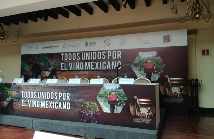 """Lanzan campaña :""""Todos Unidos por el Vino Mexicano"""""""