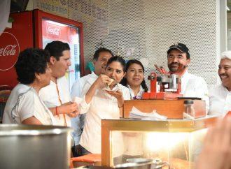 Pide Barrales a priistas no desperdiciar su voto