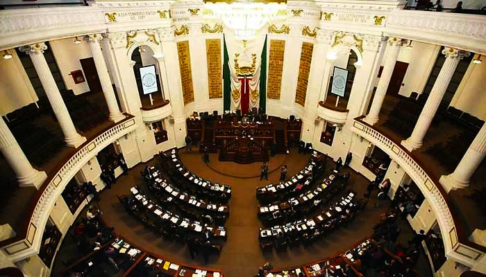 Inaugura Instituto de Investigación Parlamentarias de la ALDF curso sobre el Proceso Oral en la Ciudad de México