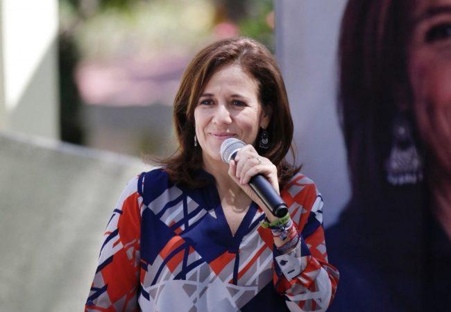 Margarita Zavala se retira de la contienda presidencial
