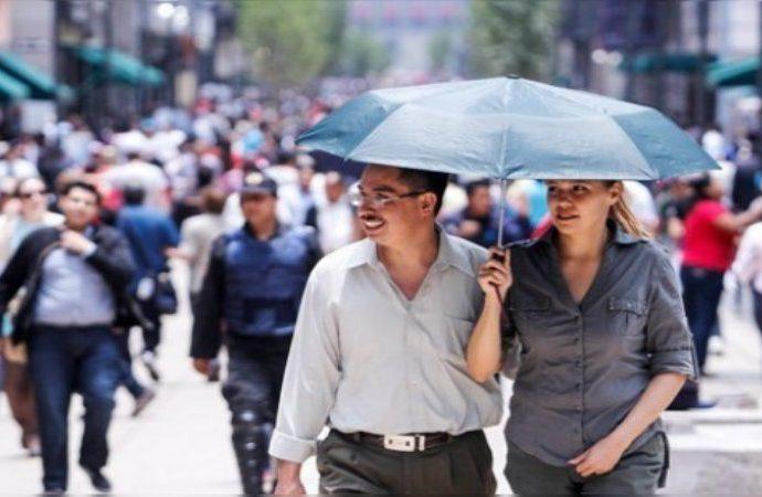 Predominará ambiente caluroso y sin lluvia este sábado en la capital