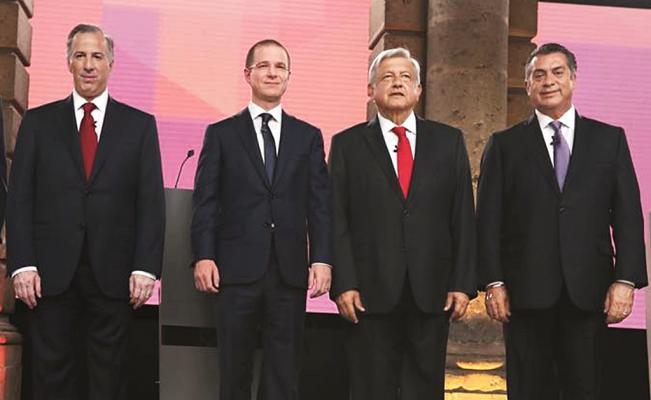Debate presidencial, herramienta de confrontación y propuestas
