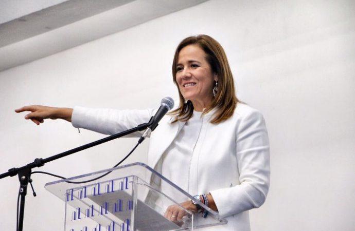 Zavala se baja de la contienda presidencial