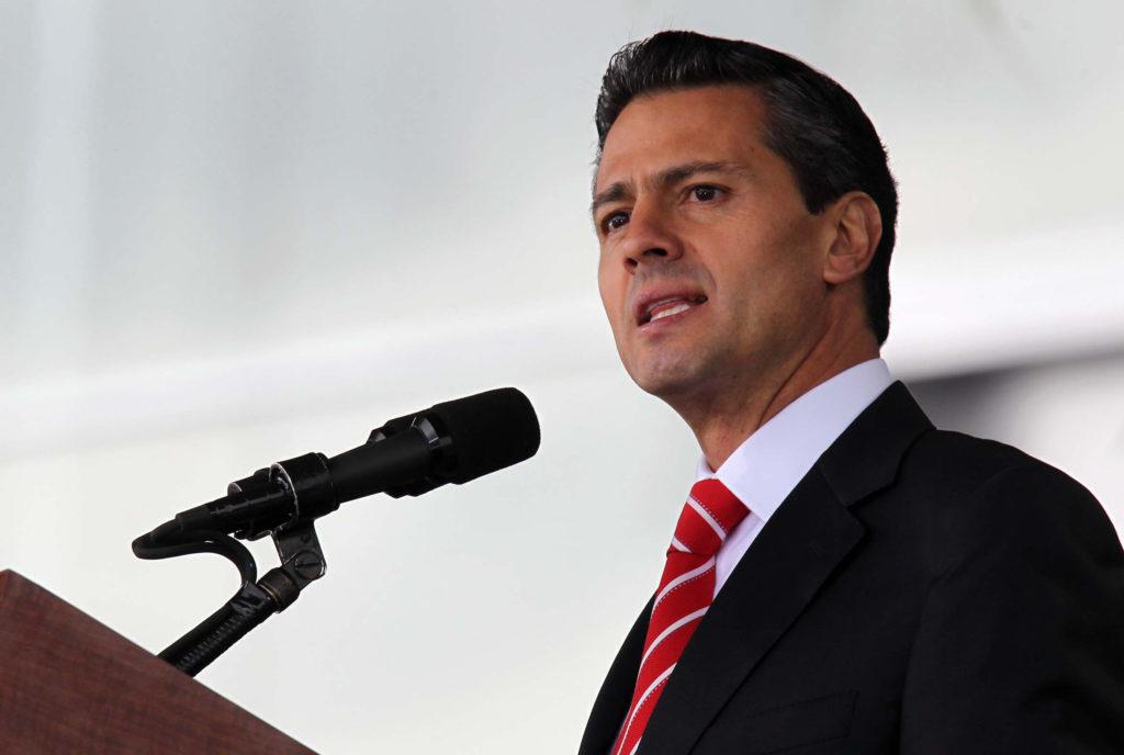 Peña Nieto reitera: no intervengo en favor de ningún candidato…