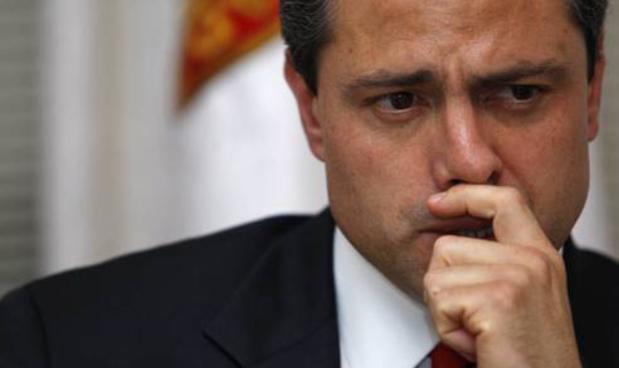 """Obsesionado, Peña Nieto suplica a mexicanos meditar el voto, no dejarse ganar por """"las vísceras"""""""