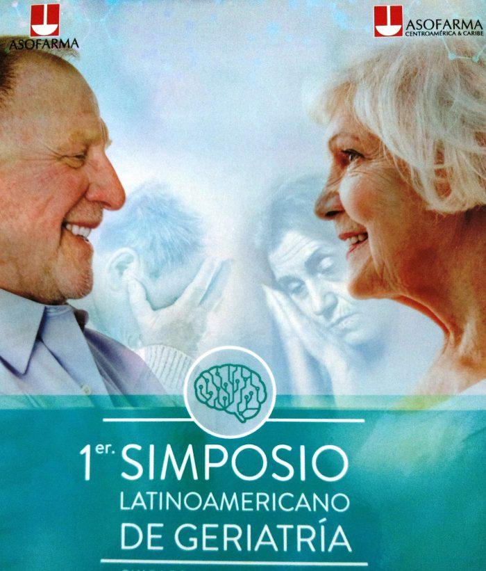 Realizan Primer Simposio Latinoamericano de Geriatría
