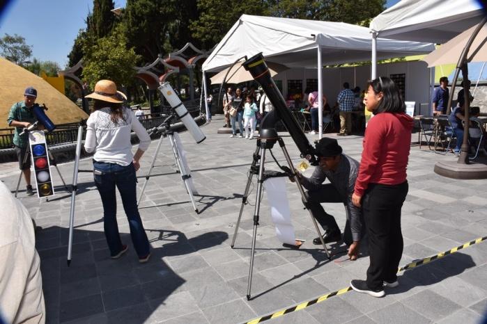 Concluye 5ª Feria de Ciencias en el Museo de Historia Natural