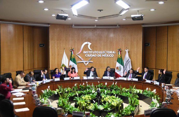 Da respuesta IECM a solicitud de sustitución de candidatura de Nueva Alianza para elección de Jefatura de Gobierno