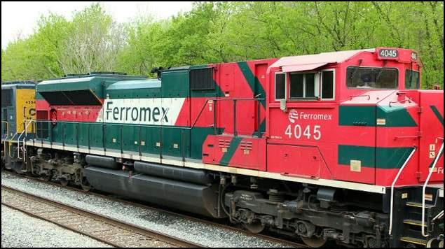 Veracruz, Puebla, Guanajuato y Querétaro deben establecer protocolos para combatir robo a trenes