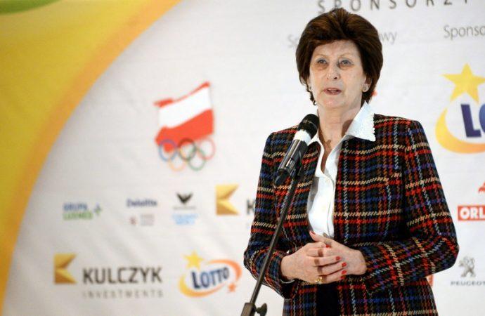 Muere a los 72 años la atleta polaca Irena Szewinska