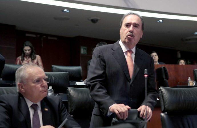 Esperamos que la jornada electoral del primero de julio sea muy participativa; que se desarrolle en paz y tranquilidad: Emilio Gamboa
