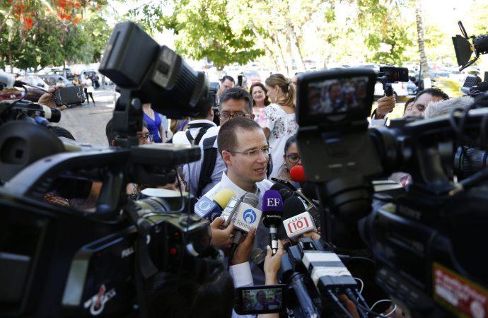 Pese a guerra sucia, la victoria del próximo 1 de julio será contundente: Ricardo Anaya