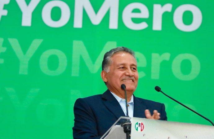 La estructura del PRI y los indecisos darán victoria a Meade: CNOP