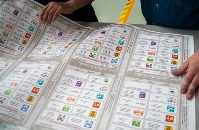 Repondrá INE boletas federales y locales robadas en Tabasco