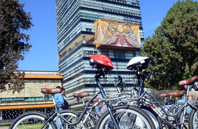 El uso de la bicicleta, permite la movilidad sustentable: IBD