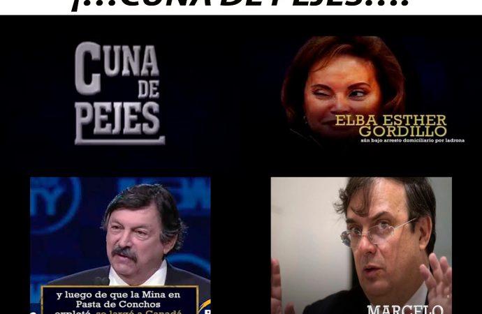 Pronto… la política mexicana se convertirá en UN POZO DE LAGARTOS…