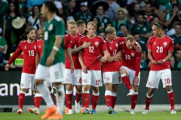 """""""Tri"""" cae 0-2 ante Dinamarca en su último duelo de preparación"""