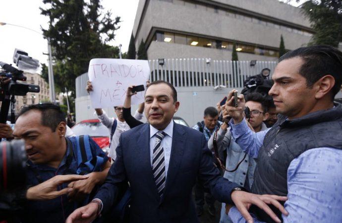 Anaya denunciado penalmente por Cordero