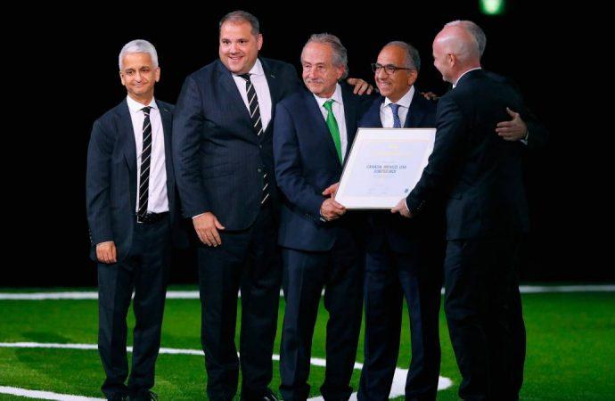 México, Canadá y EU unirán al mundo alrededor del futbol