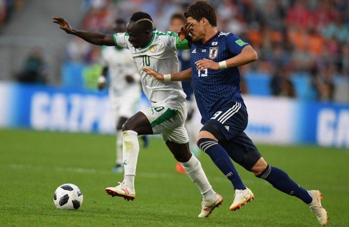 Japón y Senegal empatan 2-2 y dan vida a rivales del H