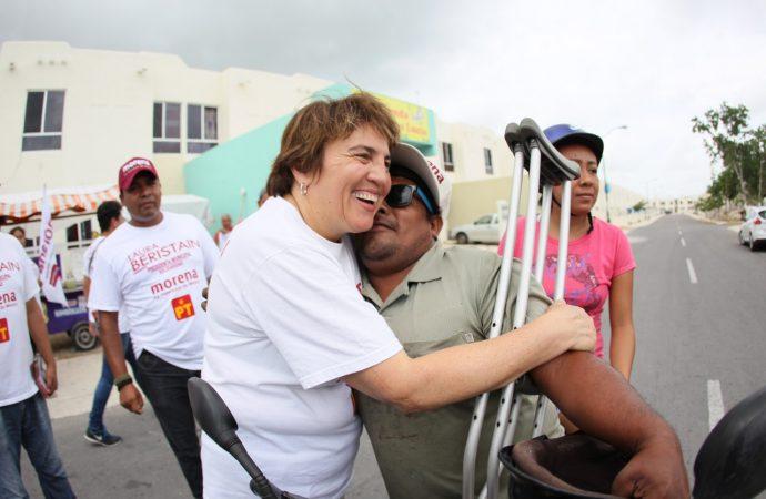Solidaridad tendrá el primer centro de salud mental, asegura Laura Beristain