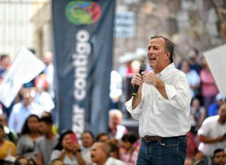 José Antonio Meade se prepara para el tercer debate presidencial