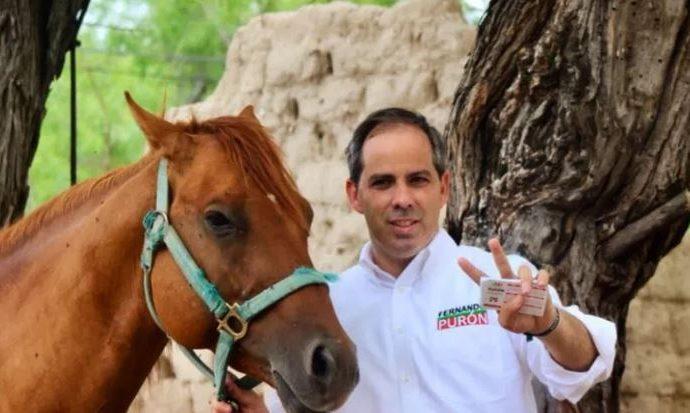 Asesinan a candidato a diputado federal en Coahuila, Fernando Purón (video)