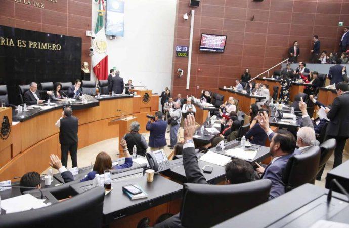Piden senadores del PAN al Ejecutivo federal y al Secretario de Gobernación garantizar la paz de los comicios del 1 de julio