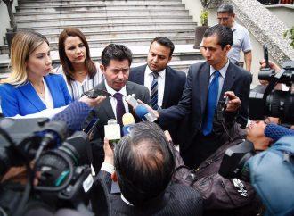 Interpone Jorge López denuncia ante la Fepade en contra del Gobernador de Coahuila por condicionar el voto a favor del PRI